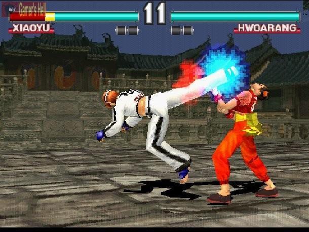 5 Karakter Game Tekken 3 Terkuat di PS1 versi ane!