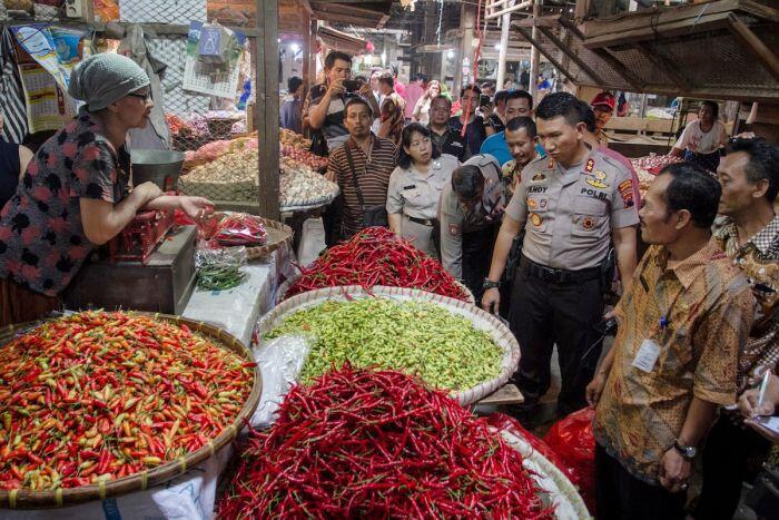 Stok pangan selama Ramadan tak perlu dikhawatirkan