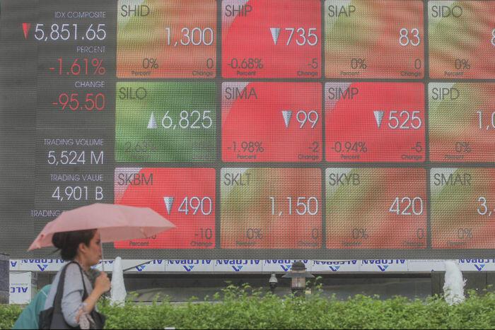 Tiga indeks baru jadi acuan investasi saham