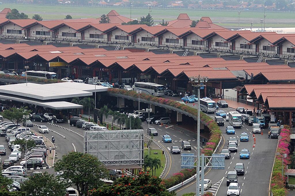 Bandara Soetta Perketat Akses Darat dan Udara