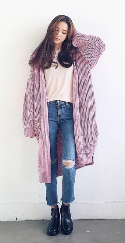 10 Gaya Baju Oversize Ini Cocok Buat yang Nggak Suka Pamer Lekuk Tubuh
