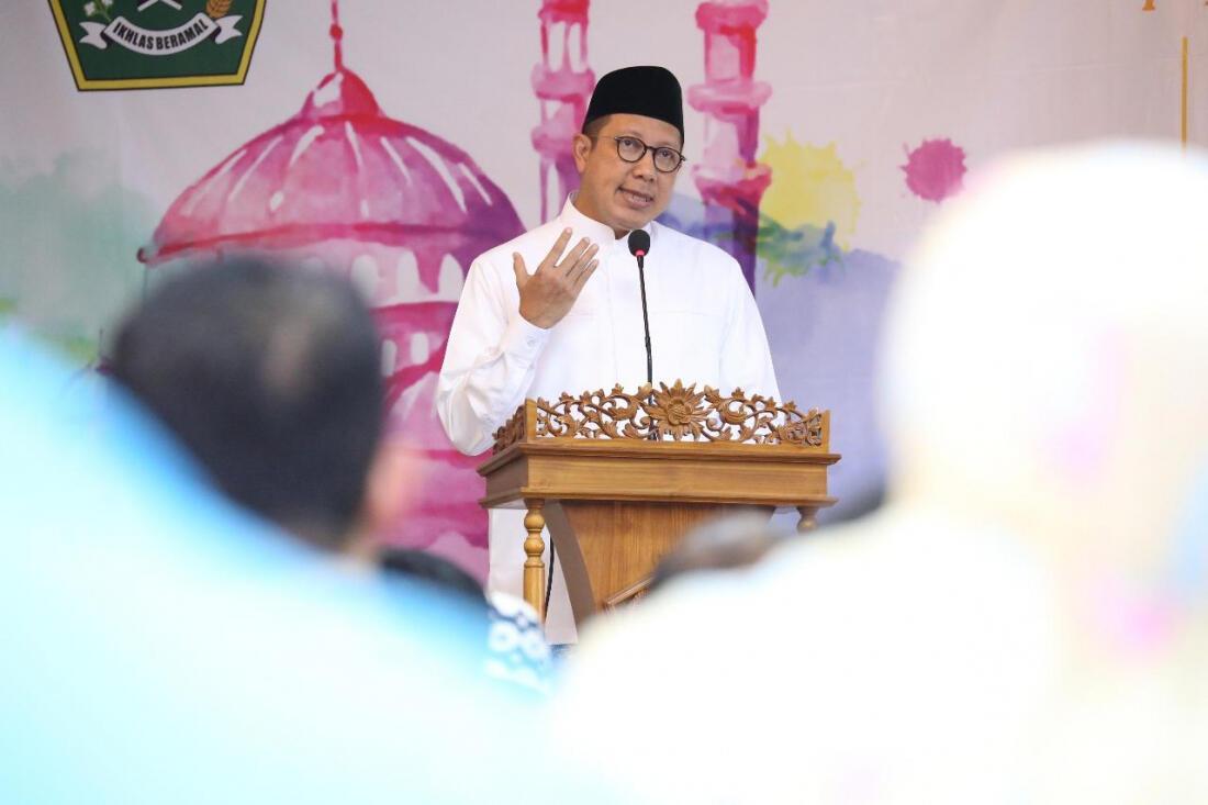 Menag: Ramadan Adalah Anugerah