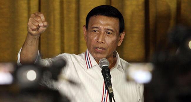 Antisipasi Teror, Prabowo Bicara Pentingnya Siskamling