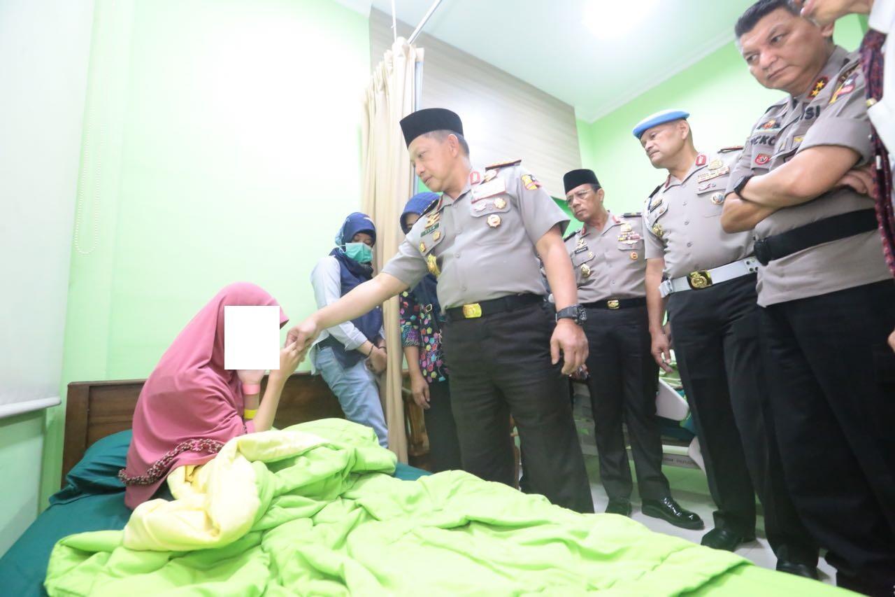 Tak Seperti Rumah Sakit, Begini Ruang Perawatan Anak Terduga Teroris