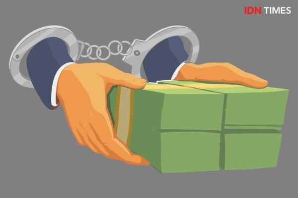 Eks Dirjen Hubla Mengaku Berat Dijatuhi Vonis Lima Tahun Penjara