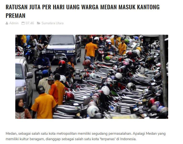 Ramadhan Fair tak Luput Dari Persoalan