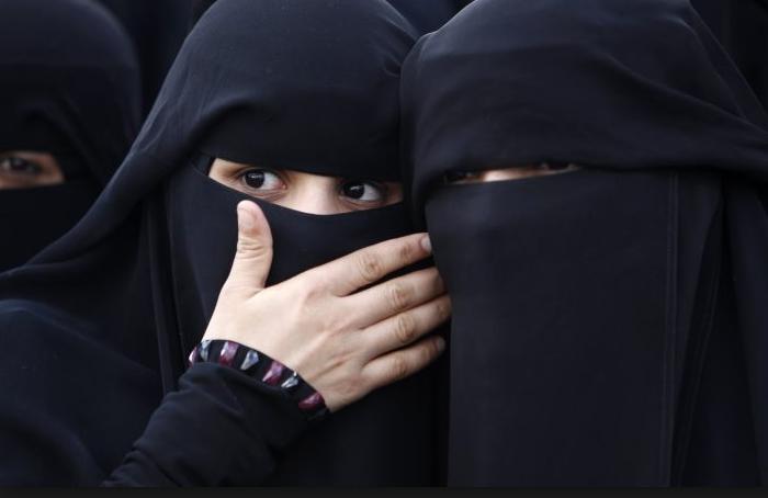 Menteri Agama: Perempuan Pemakai Cadar Jangan Hidup Eksklusif