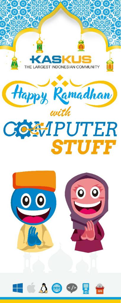 [Invitation] Buka Bersama Computer Stuff #19 (1439H / 2018)