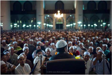 Mari Bela Islam Dengan Benar