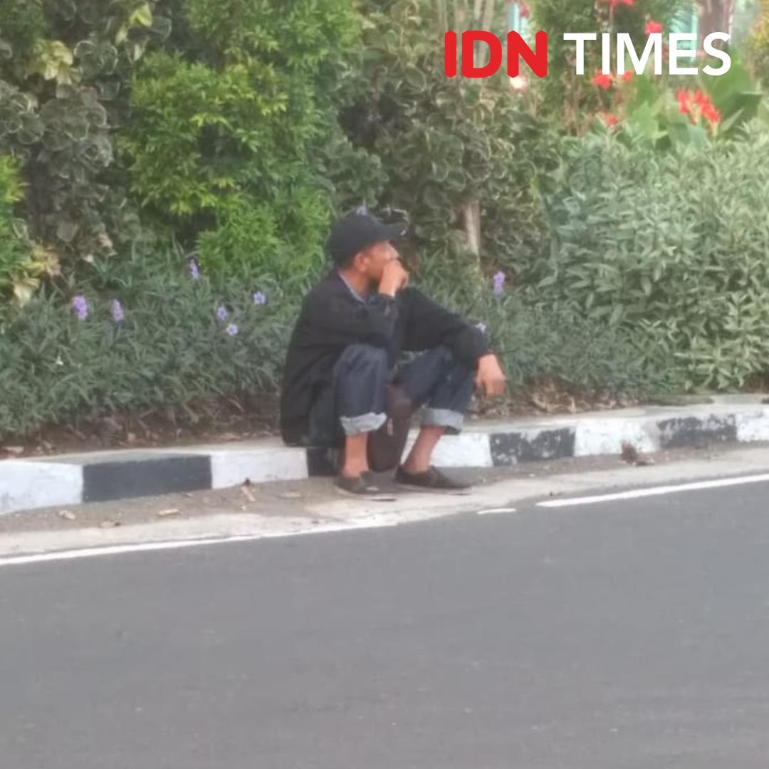 [EKSKLUSIF] Sebelum Beraksi, Bomber Polrestabes Surabaya Pantau Mapolda Jatim