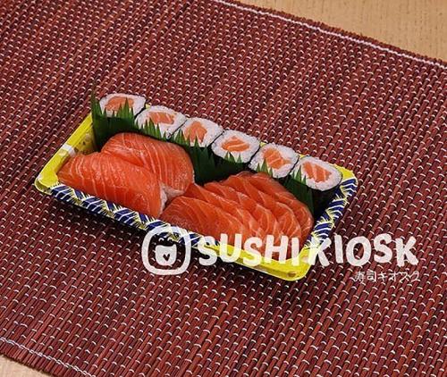 Ide Tempat Buat Bukber, di Sushi Kiosk Aja Gan!