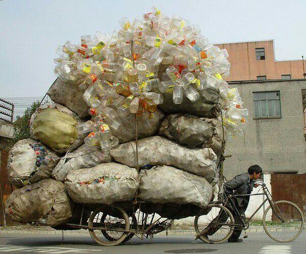 Sepeda, Becak Motor Sampai Truk 'Obesitas' di China Ini Bikin Takjub