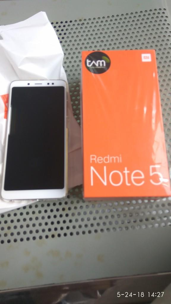 Official Lounge  Xiaomi Redmi Note 5 Pro - All Rounder 2f8182a812