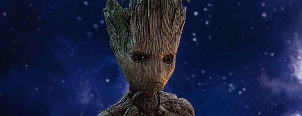 Inilah Arti Kalimat Terakhir Groot di Akhir Film Avengers: Infinity War