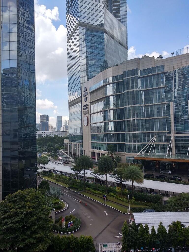 4 Tempat Favorit Ane Untuk Memotret Kota Jakarta (Phone Photography)
