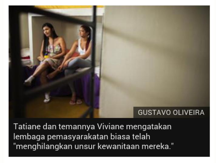 Penjara Tanpa Sipir Yang Diengkapi 'Kamar Intim' Jika Ada Pasangan Berkunjung
