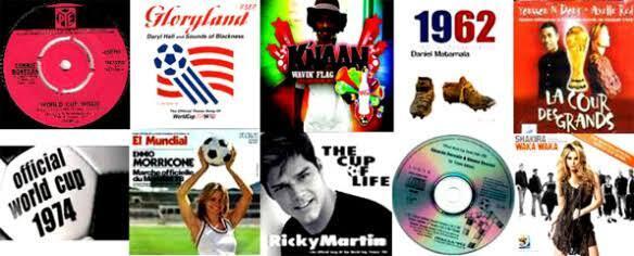 Lagu Piala Dunia Dalam 10 Edisi Terakhir, Siapa Favoritmu?