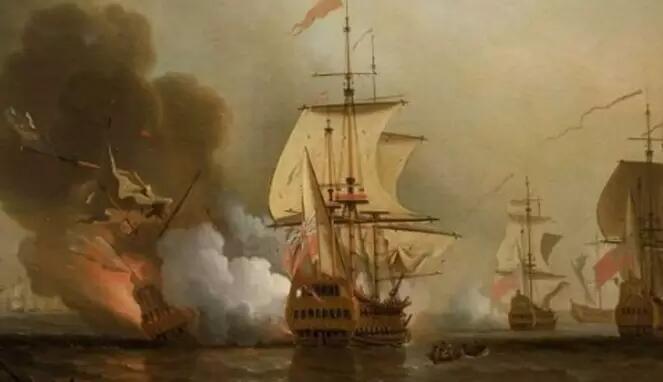 Wow, Bangkai Kapal Usia 300 Tahun Penuh Harta Karun Triliunan Ditemukan!