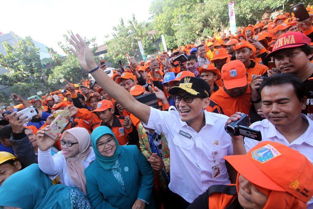 Air dari Mesin Pengolah Tinja DKI Jakarta Ternyata Tak Bisa Diminum