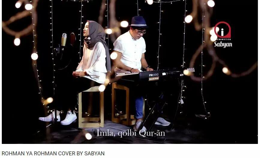 5 Lagu Shalawat versi Sabyan Paling Enak Didengar, No 4 Bikin Adem