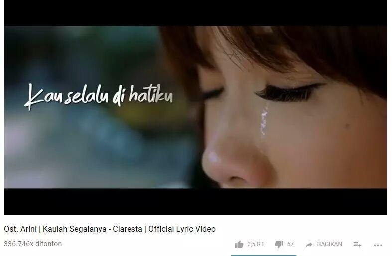 Siapkan Tisu, 5 Lagu Paling Sedih Tahun 2018, Bikin Air Mata Menetes