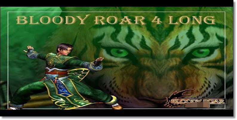 5 Karakter Rahasia dalam Game Bloody Roar 4