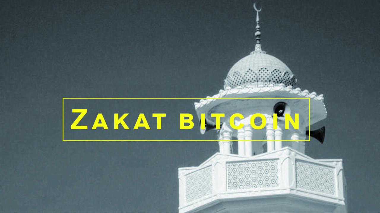 Mengikuti Perkembangan Jaman, Masjid Ini Terima Zakat dalam Bentuk Bitcoin
