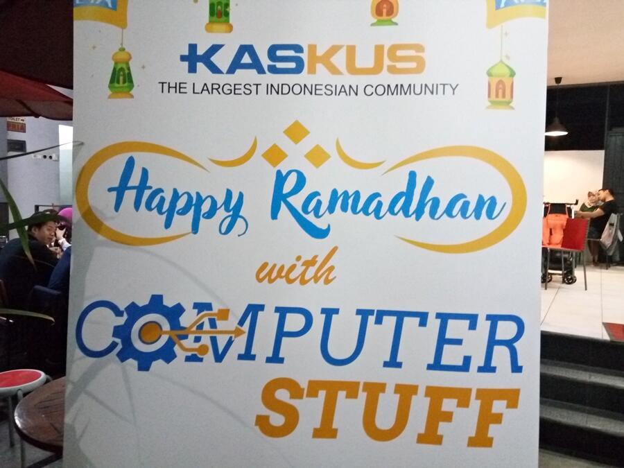[FR] Silaturahmi Ramadhan ala Computer Stuff #KasurKerasXBukberCS2018