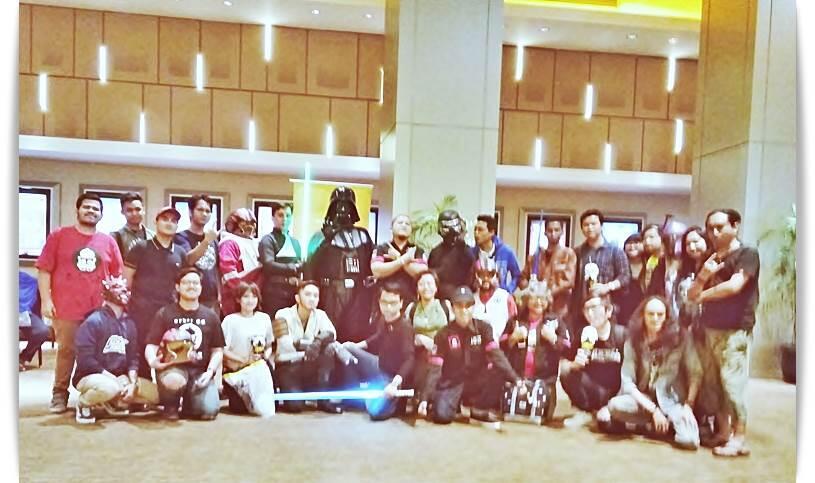 Kaskus Movie Night Out Edisi Solo : A Star Wars Story Mangstab Gan!