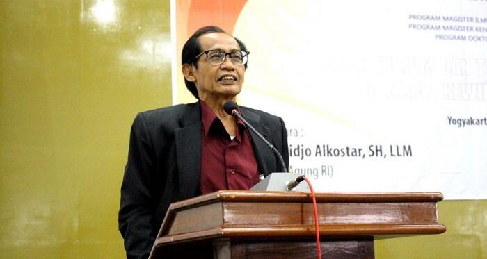 "9 CERITA FENOMENAL HAKIM AGUNG ARTIDJO SI ""MALAIKAT MAUTNYA"" KORUPTOR DI INDONESIA"