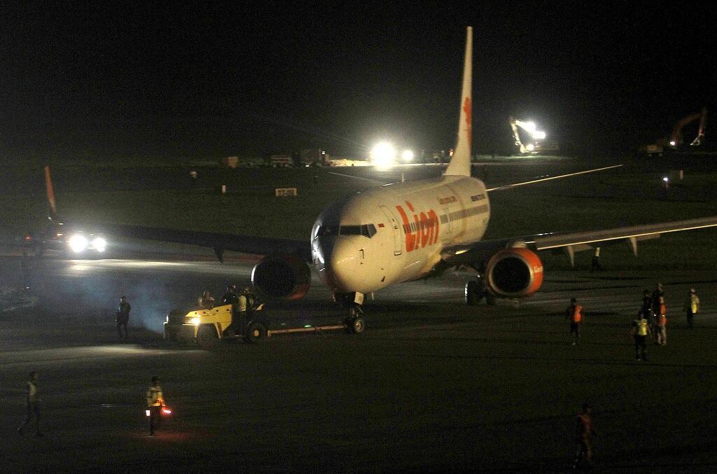 Sejumlah Penumpang Lion Air Terluka Akibat Gurauan Bom