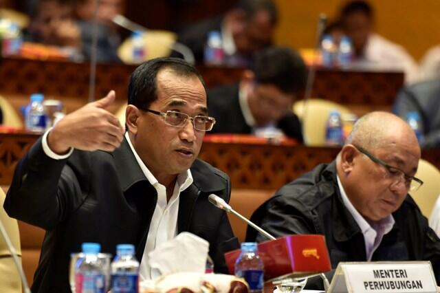Menhub Pastikan Pelaku Gurauan Bom Lion Air Diproses Hukum