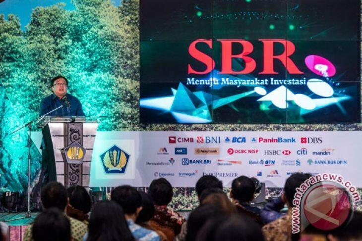 Kemenkeu: Hasil Penjualan SBR003 Raup Rp1,928 Triliun