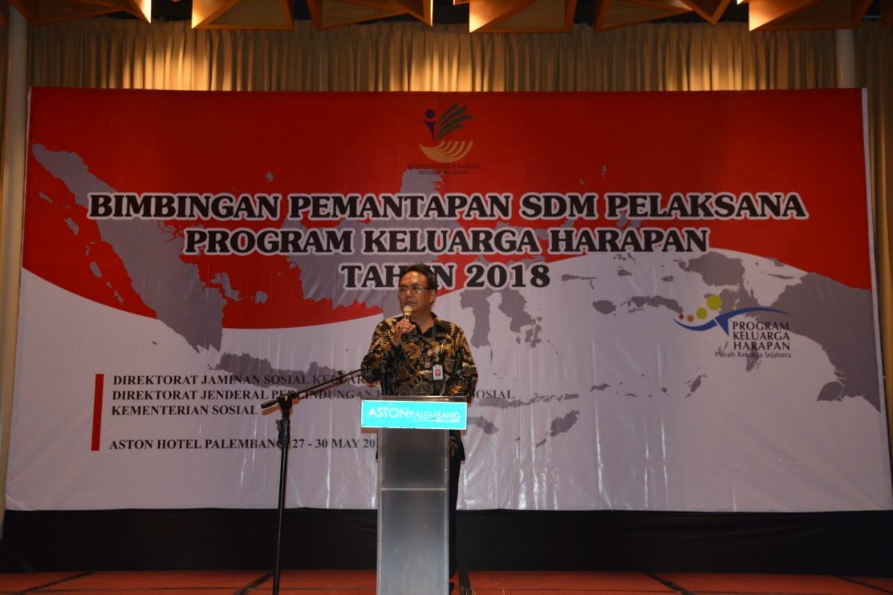 Pendamping dan KPM PKH Harus Kreatif Manfaatkan Asian Games