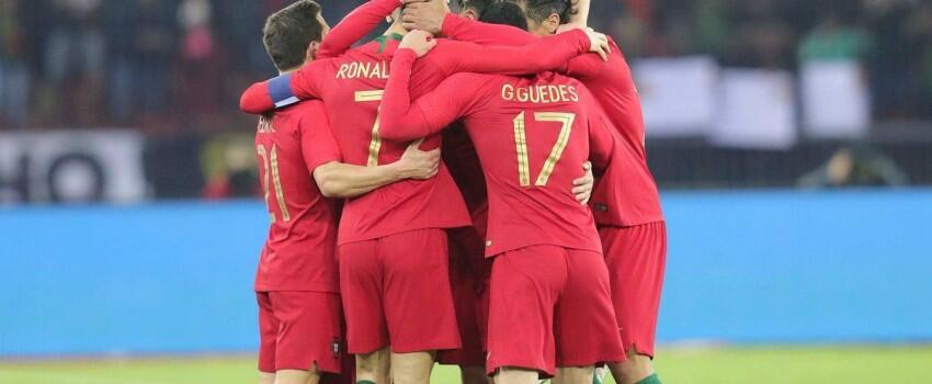 Portugal dan Asa Ronaldo Melampaui Prestasi Messi