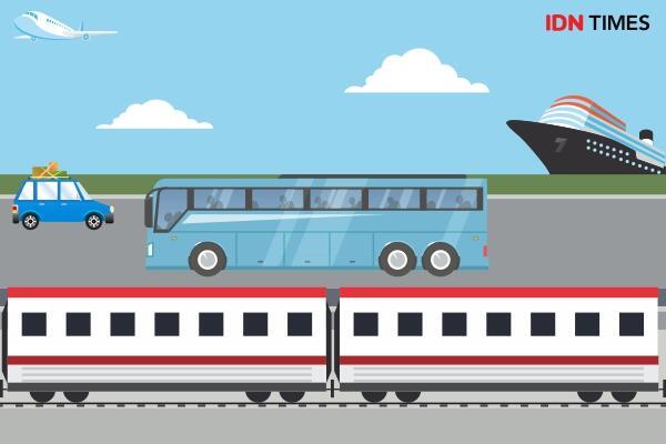 Musim Mudik Lebaran, Terminal Purabaya Tambah 150 Armada Bus