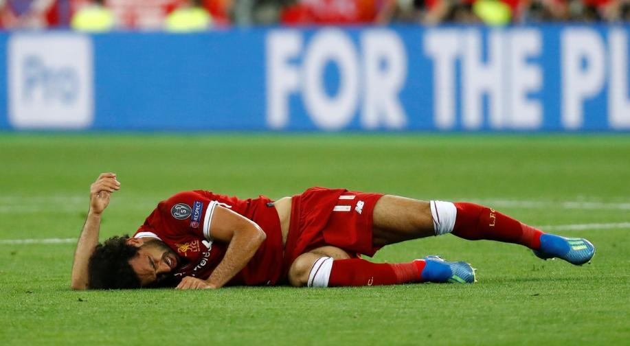Meski Cedera, Mohamed Salah Berpeluang Main di Piala Dunia