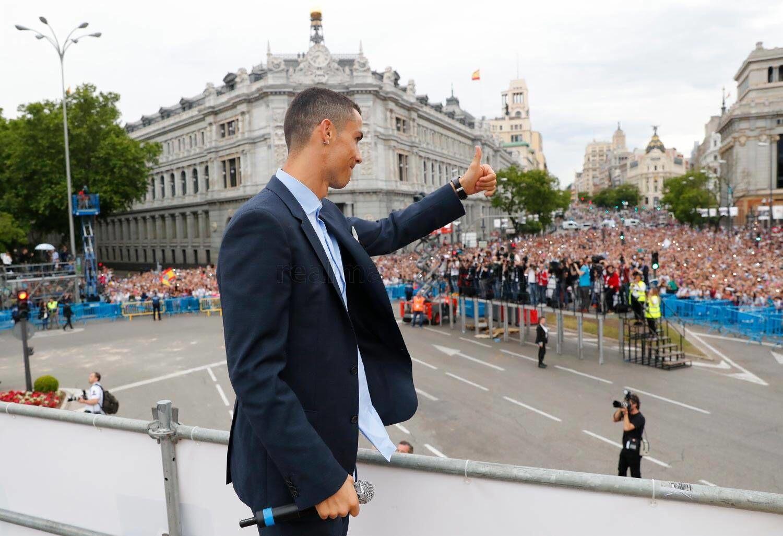 Ronaldo Beri Pesan Buruk di Musim Depan, Rekan Setimnya Menolak