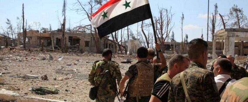 Rusia: Hanya Tentara Suriah yang Harus Berada di Perbatasan Selatan