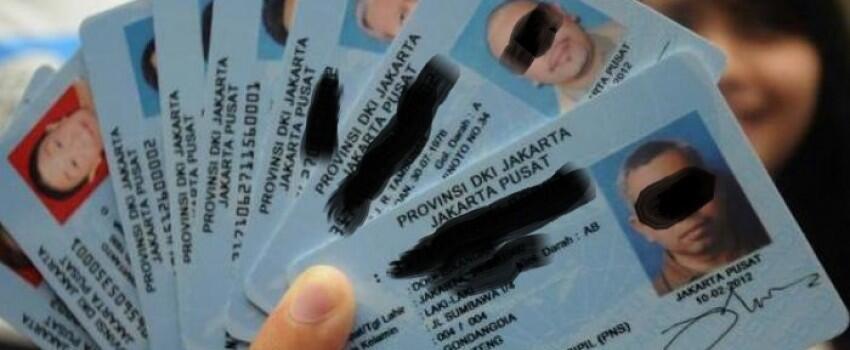 Hindari Kecurigaan Kepentingan Politik, 6.000 E-KTP Akan Dimusnahkan