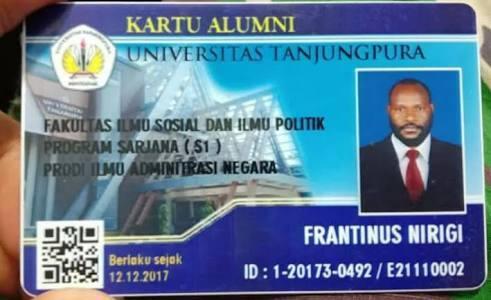 Frantinus Nirigi Diragukan Bercanda Soal Bom di Lion Air