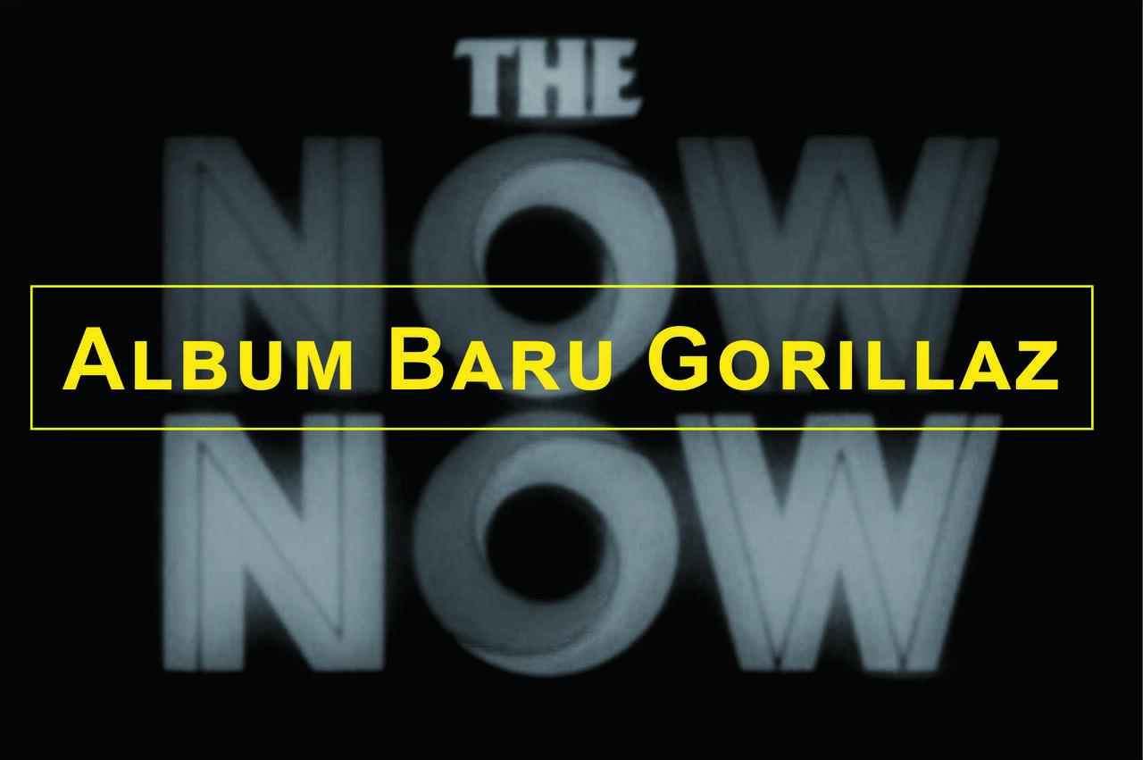 Rezmi, Bulan Depan Gorillaz Riliz Album Baru