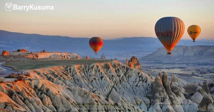 Baca ini sebelum kamu ke Cappadocia Turki.