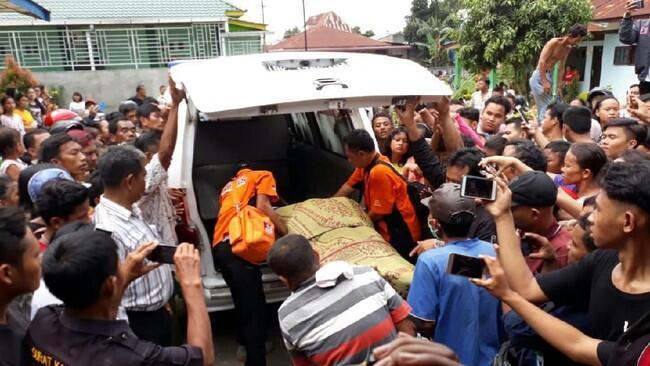 Polisi Tangkap Pendeta Pembunuh Mahasiswi di Gereja di Sumut
