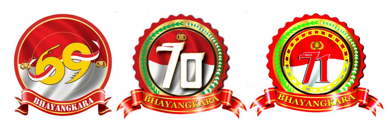 [COC FORPOL] Kompetisi Desain Logo Hari Bhayangkara Ke-72, Berhadiah Jutaan Gan!