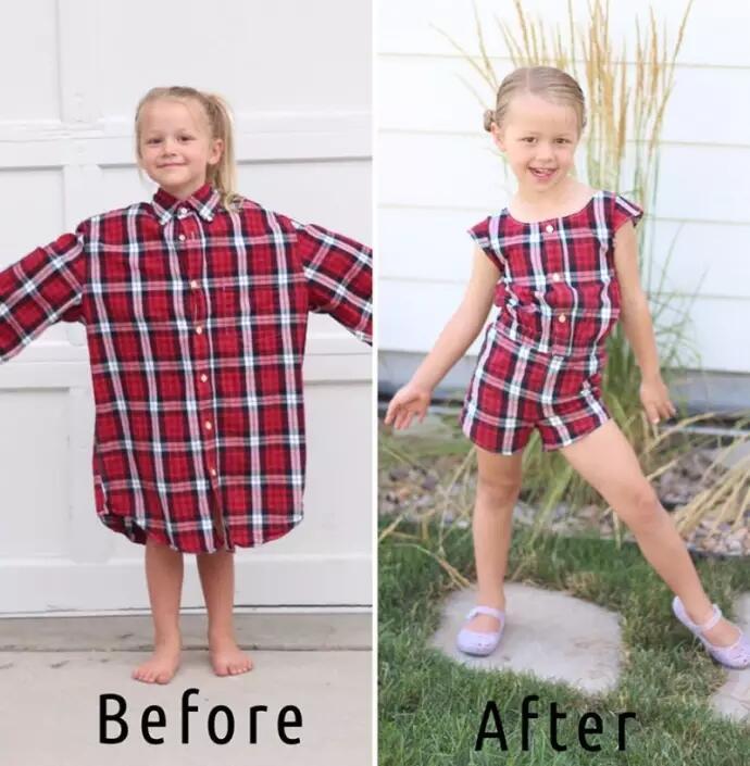 Tak Harus Baju Baru, Cobalah Cara Gila Mendaur Baju Lama Untuk Lebaran Yang Berkesan