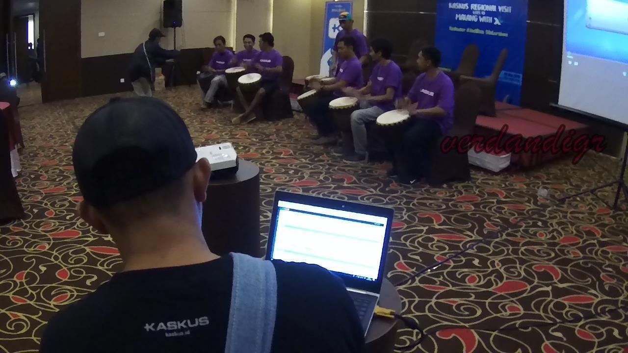 Bukber Reg.Malang With XL. Kaskuser #JadiBisaSilaturahmi