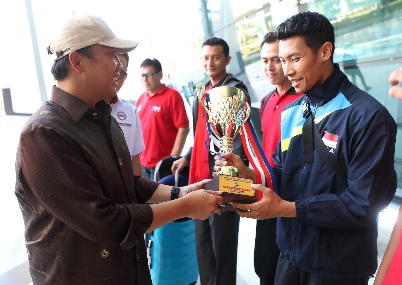 Kemenangan Timnas Bola Voli Putra Modal Besar untuk Asian Games 2018