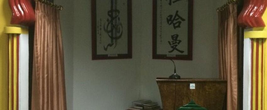 Uniknya Masjid Lautze Jakarta, Serupa Kelenteng China