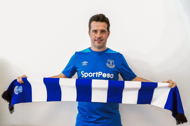 Everton Resmi Menunjuk Marco Silva Sebagai Pelatih Barunya